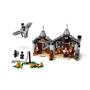 LEGO Harry Potter Hagrids Hütte: Seidenschnabels Rettung 75947 | 5