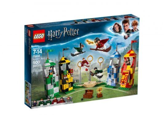 LEGO Harry Potter Quidditch Turnier 75956 | günstig kaufen