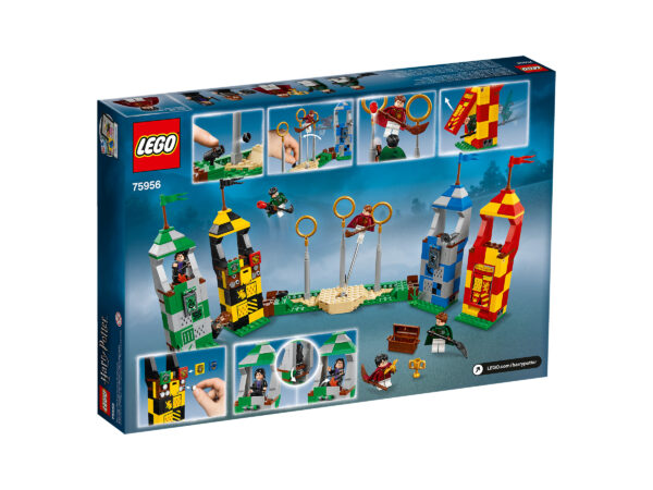 LEGO Harry Potter Quidditch Turnier 75956 | 2