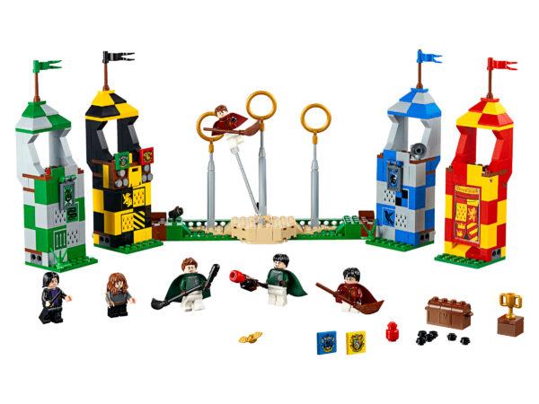 LEGO Harry Potter Quidditch Turnier 75956 | 3