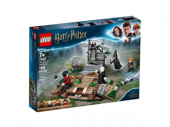 LEGO Harry Potter Der Aufstieg von Voldemort 75965 | günstig kaufen