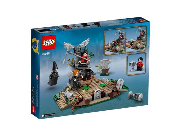 LEGO Harry Potter Der Aufstieg von Voldemort 75965 | 2