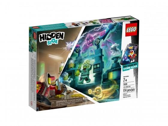LEGO Hidden Side J.B.´s Geisterlabor 70418   günstig kaufen