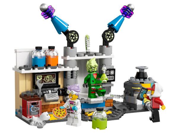 LEGO Hidden Side J.B.´s Geisterlabor 70418   3