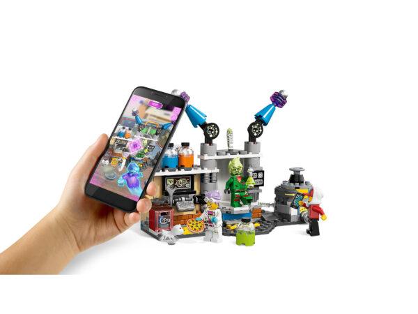 LEGO Hidden Side J.B.´s Geisterlabor 70418   4