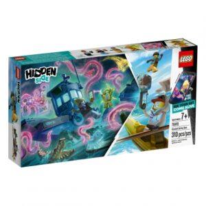 LEGO Hidden Side Gekenterter Garnelenkutter 70419 | günstig kaufen