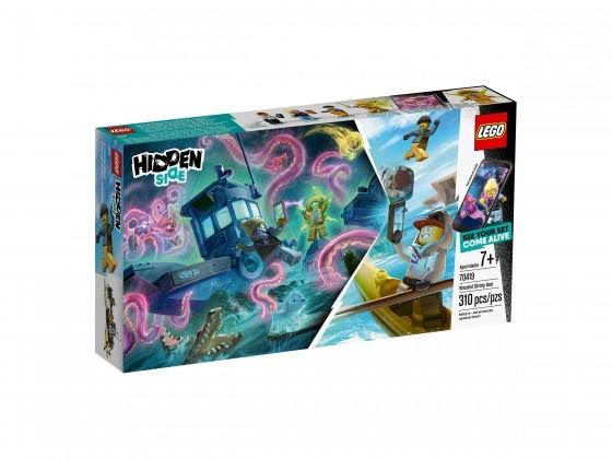 LEGO Hidden Side Gekenterter Garnelenkutter 70419   günstig kaufen