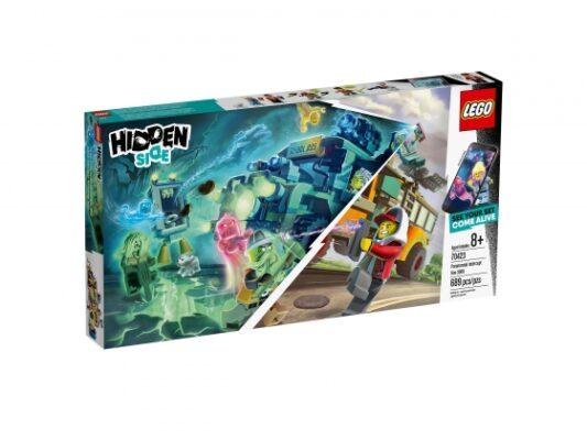 LEGO Hidden Side Spezialbus Geisterschreck 3000 70423 | günstig kaufen