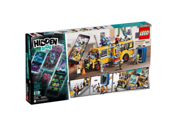 LEGO Hidden Side Spezialbus Geisterschreck 3000 70423 | 2