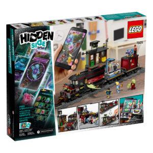 LEGO Hidden Side Geister-Expresszug 70424 | 2