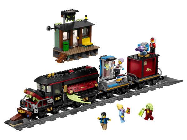 LEGO Hidden Side Geister-Expresszug 70424 | 3