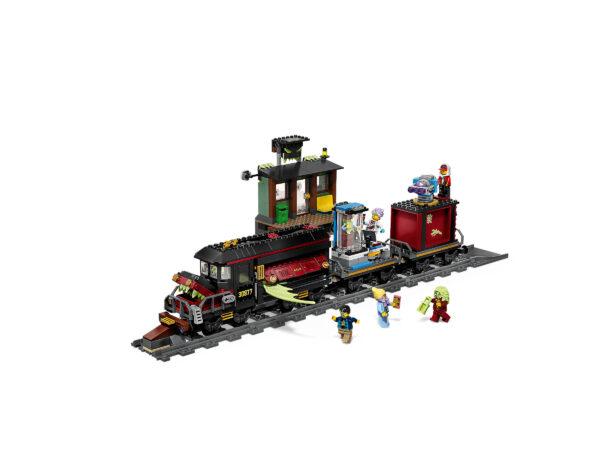 LEGO Hidden Side Geister-Expresszug 70424 | 4