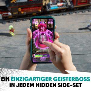 LEGO Hidden Side Geister-Expresszug 70424 | 5