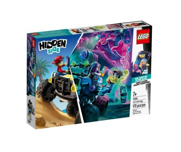 LEGO Hidden Side Jacks Strandbuggy 70428 | günstig kaufen