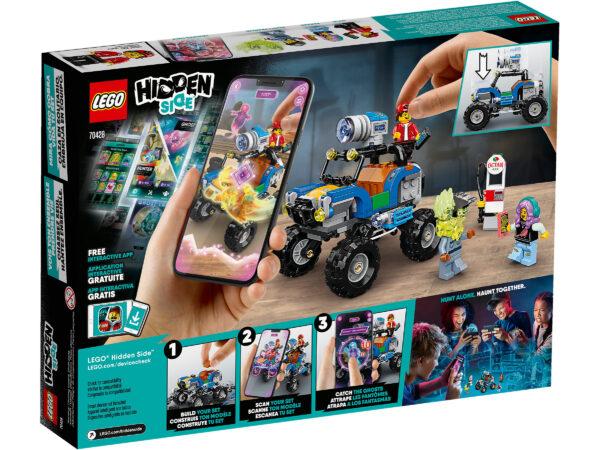 LEGO Hidden Side Jacks Strandbuggy 70428 | 2