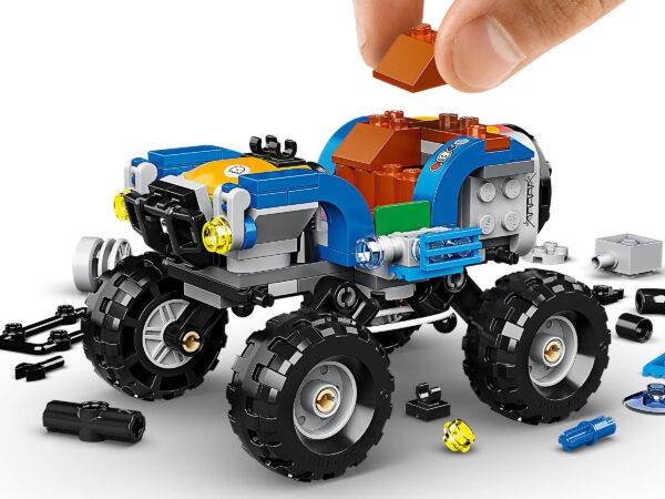 LEGO Hidden Side Jacks Strandbuggy 70428 | 5
