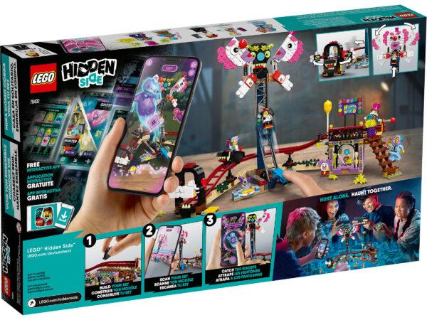 LEGO Hidden Side Geister-Jahrmarkt 70432   2