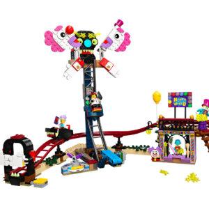LEGO Hidden Side Geister-Jahrmarkt 70432   3