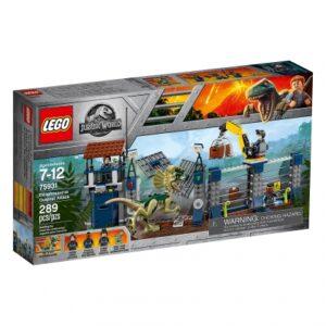LEGO Jurassic World Angriff des Dilophosaurus 75931 | günstig kaufen