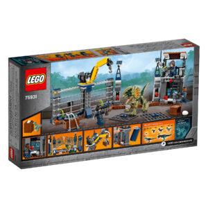 LEGO Jurassic World Angriff des Dilophosaurus 75931 | 2
