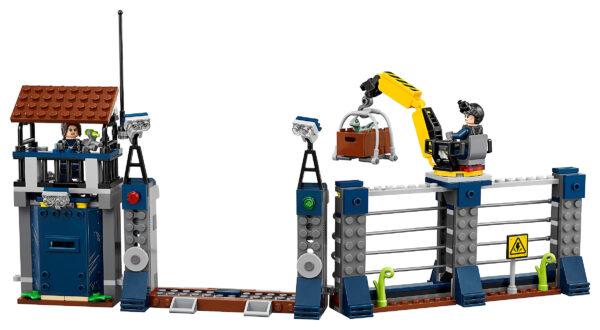 LEGO Jurassic World Angriff des Dilophosaurus 75931 | 4