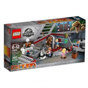 LEGO Jurassic World Jagd auf den Velociraptor 75932 | günstig kaufen