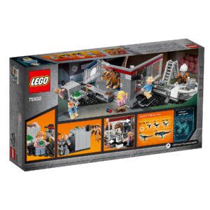 LEGO Jurassic World Jagd auf den Velociraptor 75932 | 2