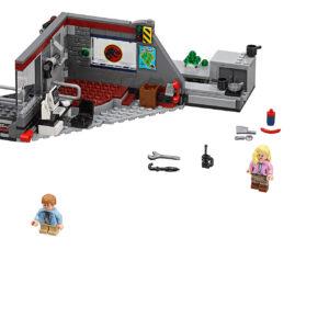 LEGO Jurassic World Jagd auf den Velociraptor 75932 | 3
