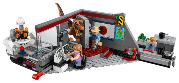 LEGO Jurassic World Jagd auf den Velociraptor 75932 | 4