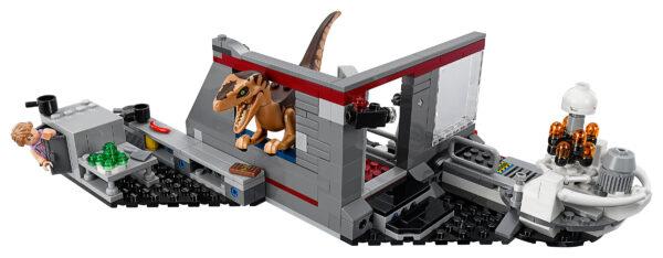 LEGO Jurassic World Jagd auf den Velociraptor 75932 | 5