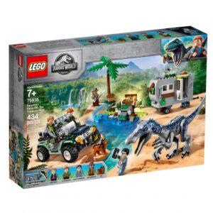 LEGO Jurassic World Baryonyxs Kräftemessen: die Schatzsuche 75935 | günstig kaufen