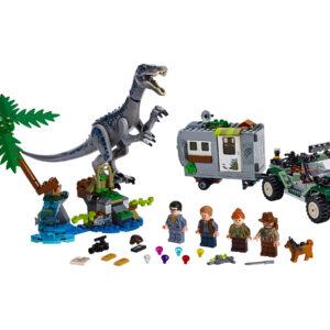 LEGO Jurassic World Baryonyxs Kräftemessen: die Schatzsuche 75935 | 3