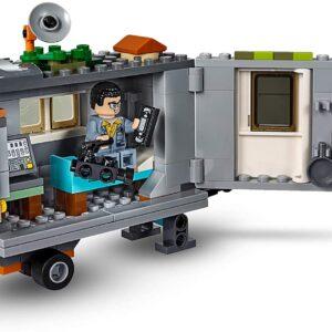 LEGO Jurassic World Baryonyxs Kräftemessen: die Schatzsuche 75935 | 6