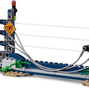 LEGO Jurassic World Triceratops-Randale 75937 | 5