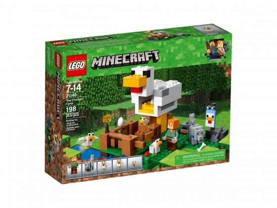 LEGO Minecraft Hühnerstall 21140 | günstig kaufen