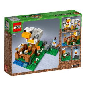 LEGO Minecraft Hühnerstall 21140 | 2
