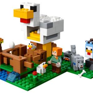 LEGO Minecraft Hühnerstall 21140 | 4