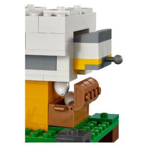 LEGO Minecraft Hühnerstall 21140 | 6