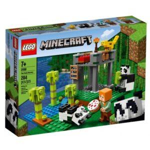 LEGO Minecraft Der Panda-Kindergarten 21158 | günstig kaufen