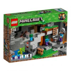 LEGO Minecraft Zombiehöhle 21141 | günstig kaufen
