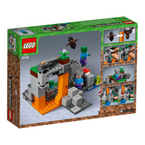 LEGO Minecraft Zombiehöhle 21141 | 2