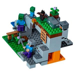 LEGO Minecraft Zombiehöhle 21141 | 3