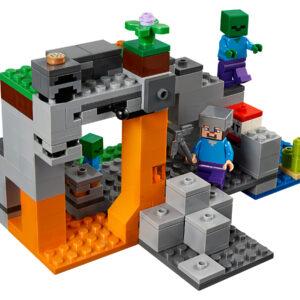 LEGO Minecraft Zombiehöhle 21141 | 5