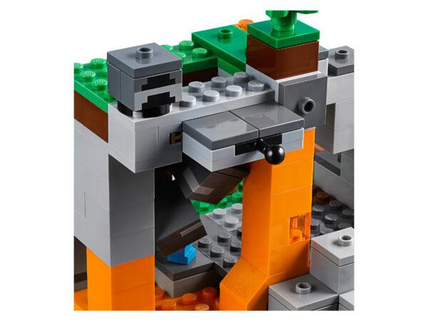 LEGO Minecraft Zombiehöhle 21141 | 6