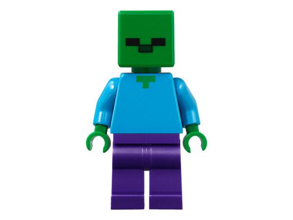 LEGO Minecraft Zombiehöhle 21141 | 7