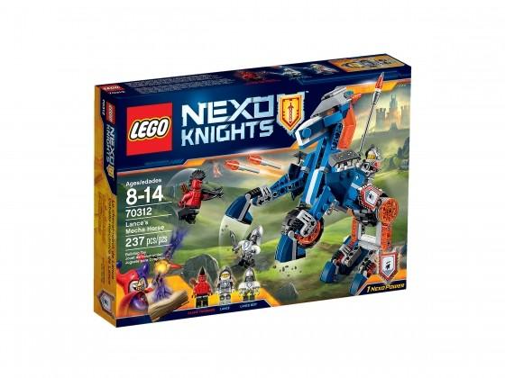 Lego Nexo Knights 70312 | Lances Robo-Pferd | günstig kaufen