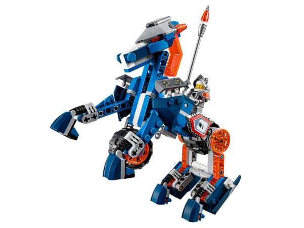 Lego Nexo Knights 70312 | Lances Robo-Pferd | 3