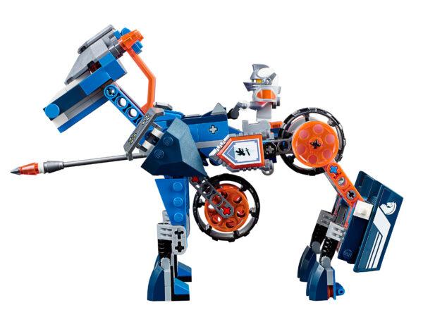Lego Nexo Knights 70312 | Lances Robo-Pferd | 4