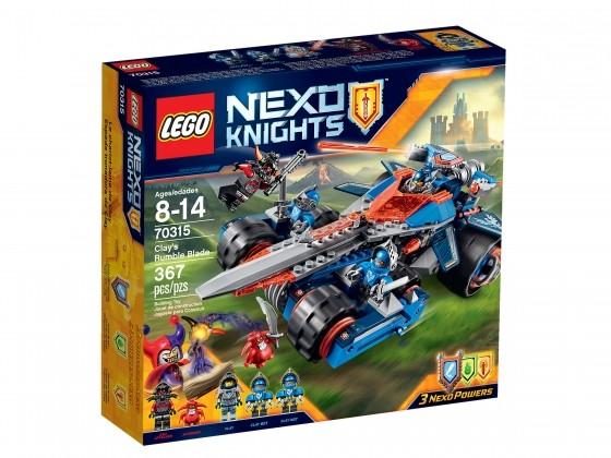 Lego Nexo Knights 70315 | Clays Klingen-Cruiser | günstig kaufen