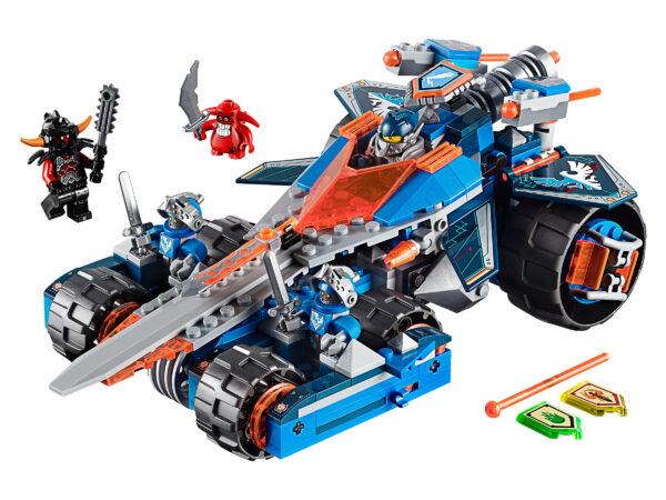 Lego Nexo Knights 70315 | Clays Klingen-Cruiser | 3
